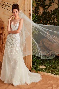 #wedding #dress #bride #carolinaherrera