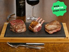 SteakStones allow you to cook every bite of steak exactly as you like on our unique Lava Stone based products and enjoy every last mouthful as hot and deli