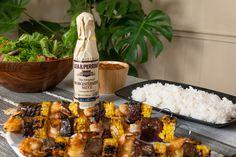 Kabob Recipes, Grilling Recipes, Beef Recipes, Cooking Recipes, Healthy Recipes, Seafood Dishes, Seafood Recipes, Dinner Recipes, Salads
