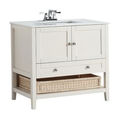 "Found it at Wayfair - Cape Cod 37"" Single Bath Vanity Set //www.wayfair.com/daily-sales/p/Single-Bathroom-Vanities-Cape-Cod-37%22-Single-Bath-Vanity-Set~QSI1461~E23058.html?refid=SBP.rBAZEVQ37O2XZHZEa_vCAmakFr575kxjiNRB34IIbpc"