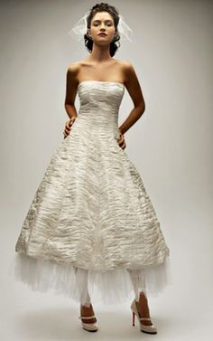 in love with this melissa sweet petunia wedding dress!