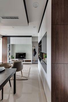 BEFORE & AFTER | Tiny Apartmet Renovation - 18평 아파트 리모델링 :: FabD(팹디)