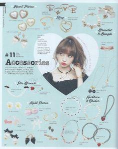 Emiiichan Blog ☆ : Pichile September 2015, Larme 017 & Risa Nakamura First Style Book scans