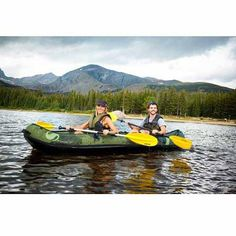 1000 images about fishing kayak on pinterest tackle for Sevylor coleman colorado 2 person fishing kayak