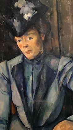 Gros plan sur Cézanne
