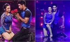 Nach Baliye 8: Sanam Johar says 'I do' as Abigail Pande goes down on a knee, see photos