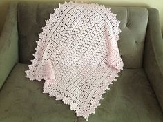 Pattern specifies: Sport Weight Yarn, 14 ounces grams, yards), Leisure Arts Baby Afghan Crochet Patterns, Free Baby Blanket Patterns, Crochet Quilt, Baby Blanket Crochet, Baby Patterns, Crochet Toddler, Crochet Bebe, Crochet For Kids, Sweet Dreams Baby