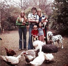 The McCartney clan - CaptainAndTheGypsyKid