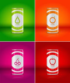 Pop Up Soft Drinks (Concept) on Packaging of the World - Creative Package Design Gallery