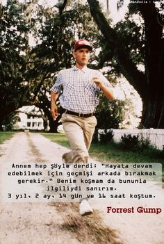 Forrest Gump Forrest Gump Quotes, Forrest Gump 1994, Movie Quotes, Life Quotes, Special Words, Film Books, Series Movies, Movies Showing, Good Movies