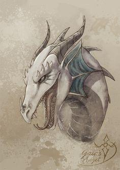 Psydrache by GaiasAngel.deviantart.com on @DeviantArt