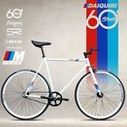 700c Daiquiri LTD Mseries Fixed Gear Bike Fixie Single Speed Bicycle Track S 50