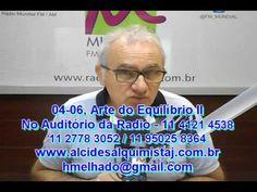 Arte do Equilíbrio - A fala promove a vitória - Alcides Melhado Filho - ...