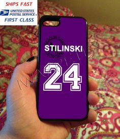 Stilinski Teen Wolf Beacon Hills Lacrosse For iPhone by IwaxPetex, $14.00