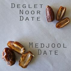 Medjool vs normal dates r/vegan - reddit