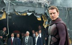 """Michael Fassbender in """"X-Men: Days of Future Past."""" (courtesy of 20th Century Fox.)"""