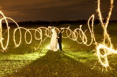 Sarah & Adam's winter solstice wedding