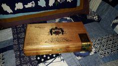Cigar Box A. Fuente Anejo Reserva No 50 by IndustrialPlanet