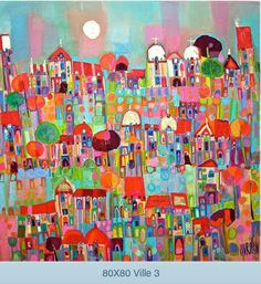 ville 3 by Sophie Jourdan