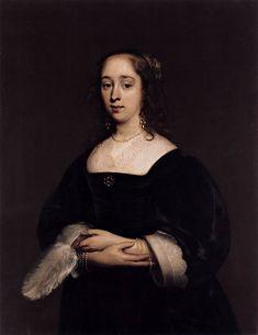 Cornelis Jonson van Ceulen the Elder - Portrait of a Woman
