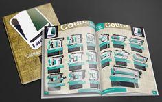 Catálogo - Layout e composição de elementos - 2013