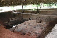 Digging-in-Anuradhapura