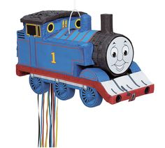 Thomas the Train 3D Pinata | 1 ct