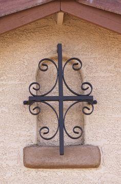 Californian Iron Crosses Iron Artwork #Firstimpressions