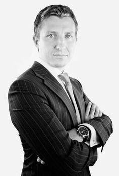 Stefan Terry - Financial Advisor Dubai