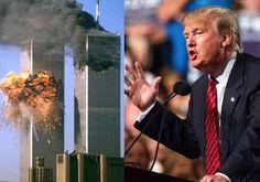 """""""Bush verantwortlich für 9/11"""": Donald Trump offenbart sein Insiderwissen - http://www.statusquo-news.de/bush-verantwortlich-fuer-911-donald-trump-offenbart-sein-insiderwissen/"""