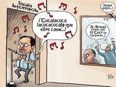 Caricatura del 26 de mayo del 2015