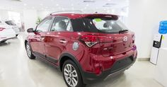 Ngoại thất Hyundai i20 Active 2017