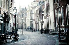 lantern streetscape