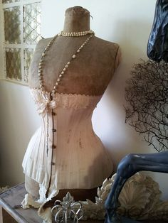 Vintage Dress Form ~ Lady-Gray-Dreams