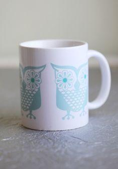 This mug just makes me feel like having a mug of tea with a good friend!