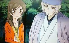 Nanami and Tomoe