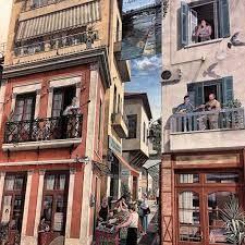 Αποτέλεσμα εικόνας για τρικαλα μαναβικα Soho, Four Square, Street View, Small Home Offices