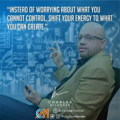 Instead of worrying about what you cannot control, shift your energy to what you can create. #working #founder #startup #money #magazine #moneymaker #startuplife #successful #passion #inspiredaily #hardwork #hardworkpaysoff #desire #motivation #motivational #lifestyle #happiness #entrepreneur #entrepreneurs #entrepreneurship #entrepreneurlife #business #businessman #quoteoftheday #businessowner #businesswoman