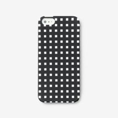iPhone 5 Case in Small Squares