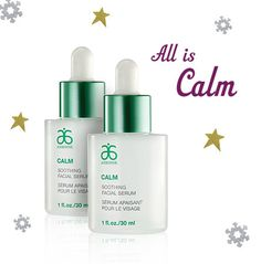 Did you know that Arbonne's Calm Soothing Serum for sensitive skin delivers multiple benefits, including keeping skin hydrated? During the winter, apply serum to dry areas such as elbows and heels to soothe your winter skin.  ID# 14427857 or click on pic and start shopping!