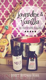 Easy DIY Calming Lavender and Vanilla Stove Top Home Fragrance
