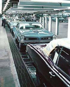 Nice assembly line GTO heaven