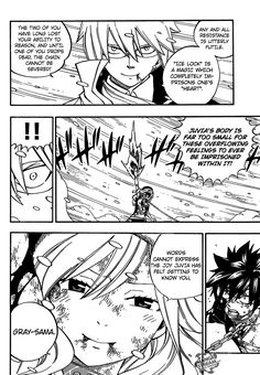 Read manga Fairy Tail 499 - Gray and Juvia online in high quality