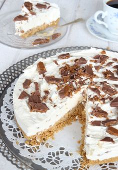 Pudding Desserts, No Bake Desserts, Dessert Recipes, Baking Recipes, Cookie Recipes, Grandma Cookies, Cake Bites, Christmas Snacks, Swedish Recipes
