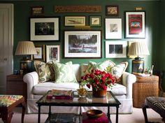 Come appendere i quadri in soggiorno - Come appendere i quadri in ...