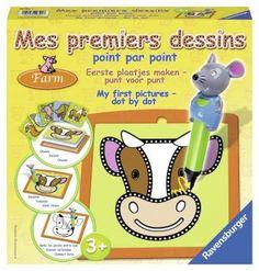 Se testigo de los primeros dibujitos de tus pequeñines, es muy fácil y divertido www.lacasadelaeducadora.com