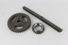 DNJ Timing Chain Kit TK4113 for 68-01 Ford V8 5.0L 5.8L 302 351 OHV 16V Windsor Ford Bronco Parts, Japanese Engines, Ford V8, Japan Motors