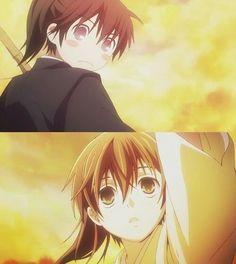Kuroda X Tsukishima *.* Kawaii ♥ [Hybrid Child]