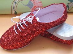 Larissa Cohoe needed these in the wizard of oz! They're Jazz shoes