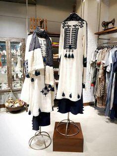 Best Ideas For Dress Indian Style Anarkali Suits Indian Blouse, Dress Indian Style, Indian Wear, Mode Abaya, Mode Hijab, Kurta Designs Women, Blouse Designs, Casual Indian Fashion, Casual Dresses